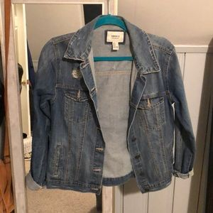 Forever 21 Denim Jacket - Size Small